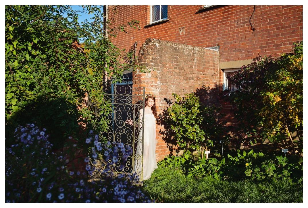 Mount Ephraim autumn wedding